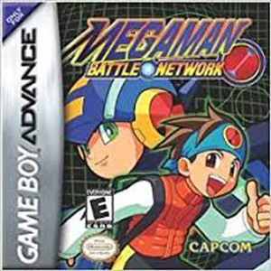Mega Man Battle Network Manual For Nintendo GBA