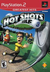 Hot Shots Golf 3 - PS2 GameHot Shots Golf 3 - PS2 Game