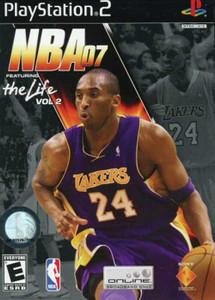 NBA 07 The Life Vol 2 - PS2 GameNBA 07 The Life Vol 2 - PS2 Game