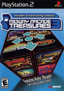 Midway Arcade Treasures 3 - PS2 GameMidway Arcade Treasures 3 - PS2 Game