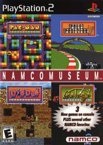 Namco Museum - PS2 GameNamco Museum - PS2 Game