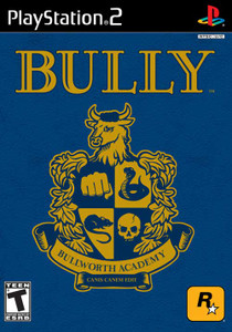 Bully - PS2 GameBully - PS2 Game