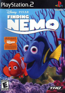 Finding Nemo - PS2 GameFinding Nemo - PS2 Game