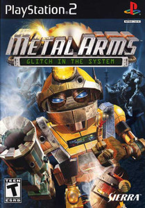Metal Arms - PS2 GameMetal Arms - PS2 Game