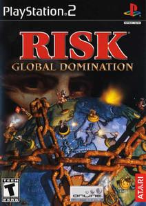 Risk Global Domination - PS2 GameRisk Global Domination - PS2 Game