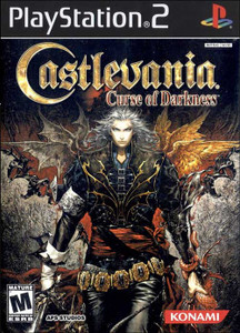 Castlevania Curse of Darkness - PS2 GameCastlevania Curse of Darkness - PS2 Game