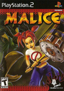 Malice - PS2 GameMalice - PS2 Game