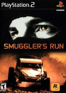 Smuggler's Run - PS2 GameSmuggler's Run - PS2 Game