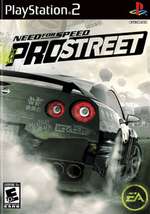 Need For Speed Pro Street - PS2 Game