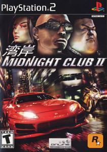 Midnight Club II - PS2 Game