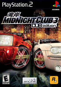 Midnight Club 3 DUB Edition - PS2 GameMidnight Club 3 DUB Edition - PS2 Game