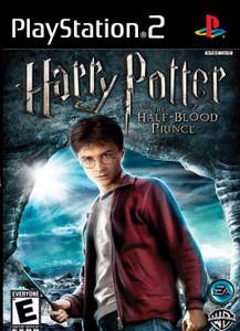 Harry Potter Half Blood Prince - PS2 GameHarry Potter Half Blood Prince - PS2 Game