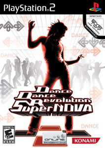 Dance Dance Revolution Supernova - PS2 GameDance Dance Revolution Supernova - PS2 Game