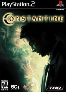 Constantine - PS2 GameConstantine - PS2 Game
