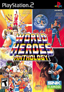 World Heroes Anthology - PS2 GameWorld Heroes Anthology - PS2 Game