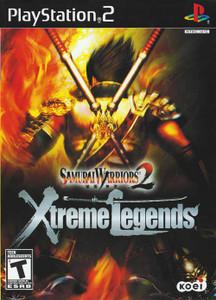 Samurai Warriors 2 - PS2 GameSamurai Warriors 2 - PS2 Game