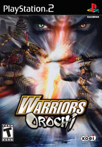 Warriors Orochi - PS2 GameWarriors Orochi - PS2 Game