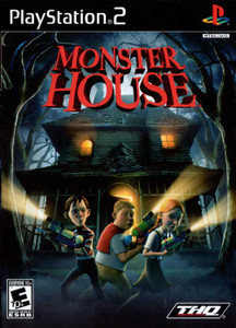 Monster House - PS2 GameMonster House - PS2 Game