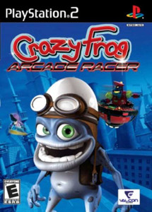 Crazy Frog Arcade Racing - PS2 GameCrazy Frog Arcade Racing - PS2 Game