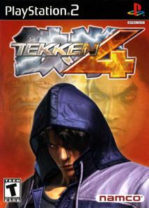 Tekken 4 - PS2 GameTekken 4 - PS2 Game