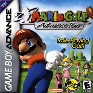 Mario Golf Advance Tour - Game Boy AdvanceMario Golf Advance Tour - Game Boy Advance