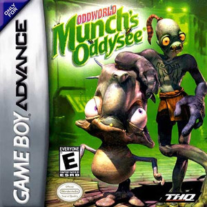 OddWorld Munch's Oddysee - Game Boy AdvanceOddWorld Munch's Oddysee - Game Boy Advance