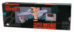 Complete Super Scope 6 - SNES