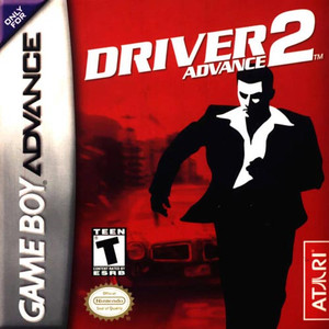 Driver Advance 2 - GBA GamesDriver Advance 2 - Game Boy Advance