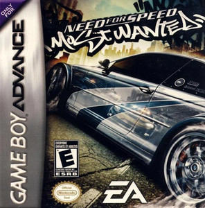 Need for Speed Most Wanted - GBA GameNeed for Speed Most Wanted - Game Boy Advance