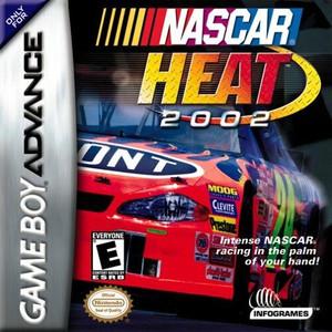 Nascar Heat 2002 - GBA GameNascar Heat 2002 - Game Boy Advance