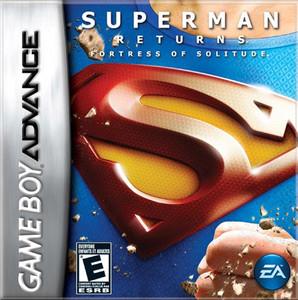 Superman Returns - GBA GameSuperman Returns - Game Boy Advance