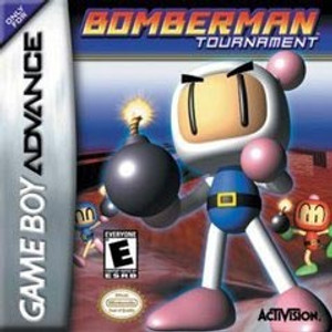 Bomberman Tournament - Game Boy Advance