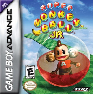 Super Monkey Ball Jr - GBA GameSuper Monkey Ball Jr. - Game Boy Advance