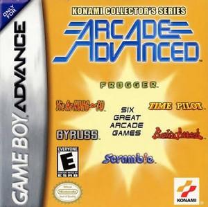 Konami Collector's Series Arcade Advanced - GBA GameKonami Collector's Series Arcade Advanced - Game Boy Advance