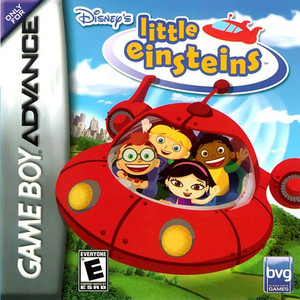 Little Einsteins - GBA GameLittle Einsteins - Game Boy Advance