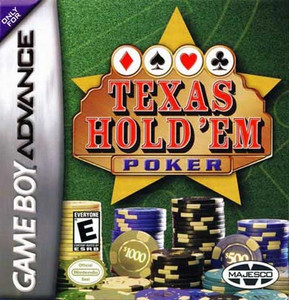 Texas Hold'em - GBA GameTexas Hold'em - Game Boy Advance