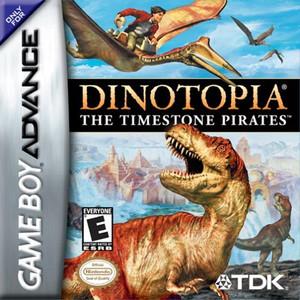 Dinotopia Timestone Pirates - GBA GameDinotopia Timestone Pirates - Game Boy Advance