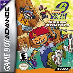 Brand Rocket Power Beach Bandits - GBA GameBrand Rocket Power Beach Bandits - Game Boy Advance