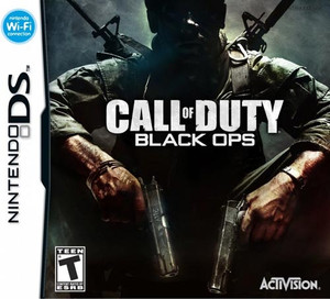 Call of Duty Black Ops - DS GameCall of Duty Black Ops - DS Game