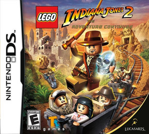 Lego Indiana Jones 2 - DS GameLego Indiana Jones 2 - DS Game