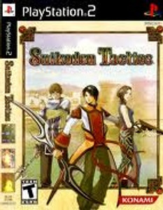 Suikoden Tactics - PS2 Game