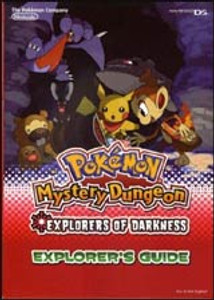Pokemon Mystery Dungeon Darkness Explorer's Guide