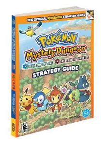 Pokemon Mystery Dungeon Time, Darkness Strategy Guide