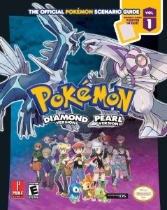 Pokemon Diamond & Pearl DS - Prima Scenario Guide