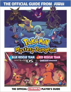 Pokemon Mystery Dungeon Red & Blue Player's Guide - Nintendo Power