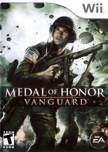 Medal of Honor Vanguard - Wii Game