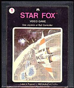Star Fox - Atari 2600 Game