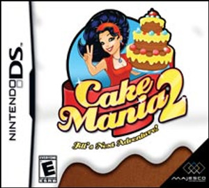 Cake Mania 2 - DS Game