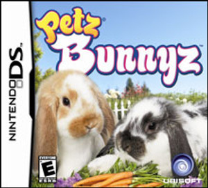 Petz Bunnyz - DS Game