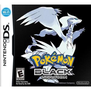 Pokemon Black - DS Game